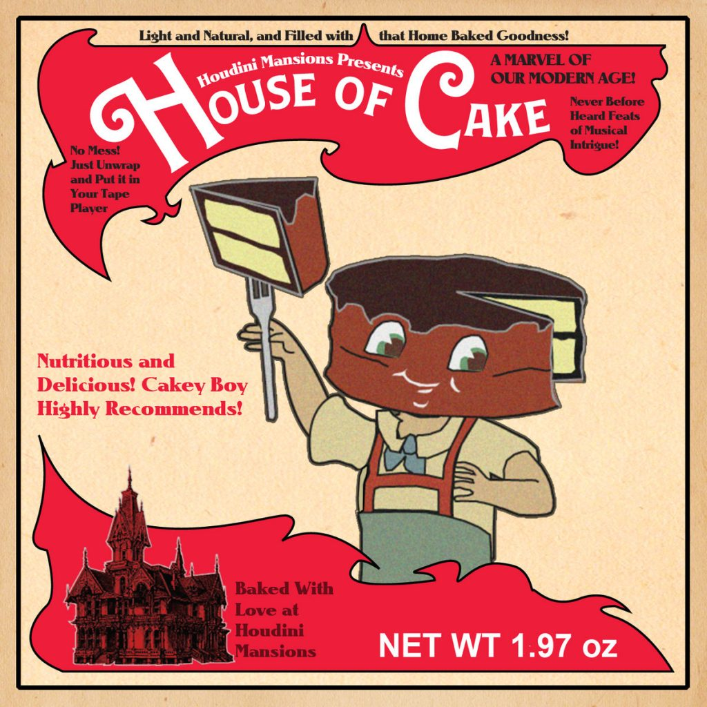 House of Cake - Houdini Mansions